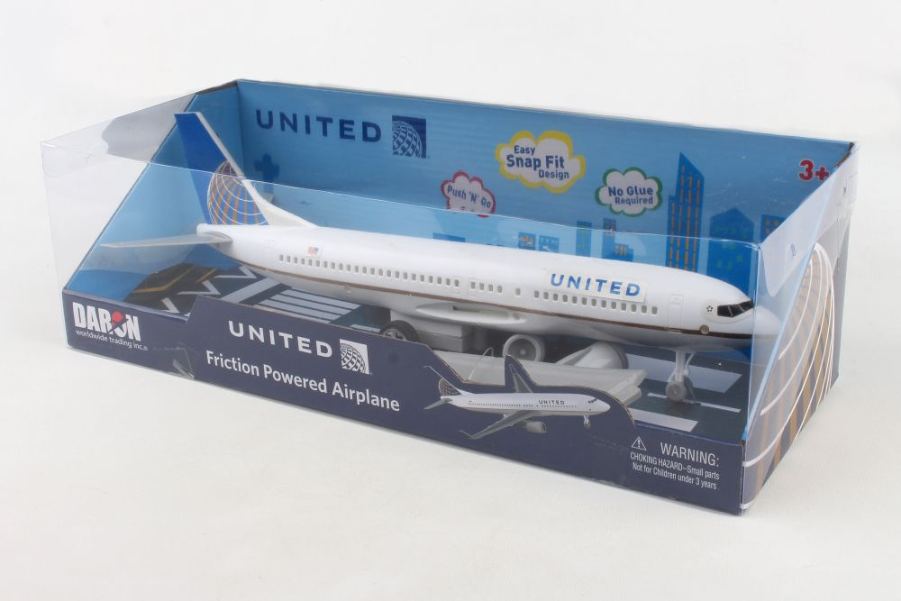 United Airlines Model Airplanes
