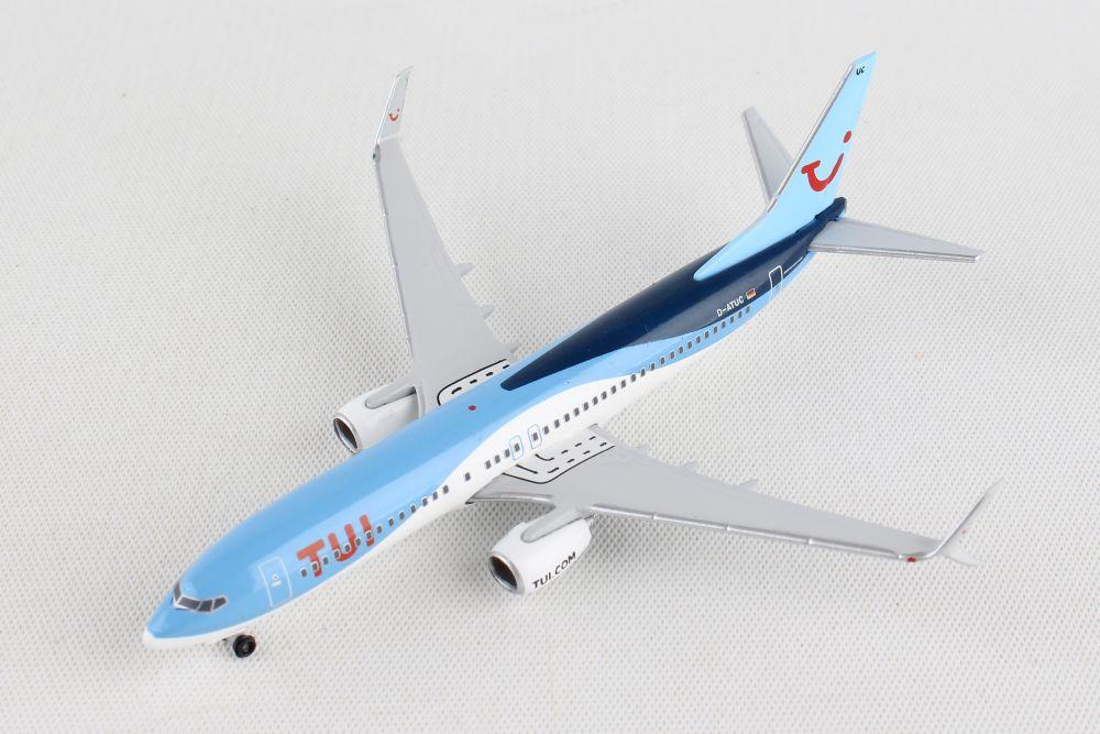 Herpa Wings 1:500  Boeing 737-800   TUI fly D-ATUD  529907  Modellairport500