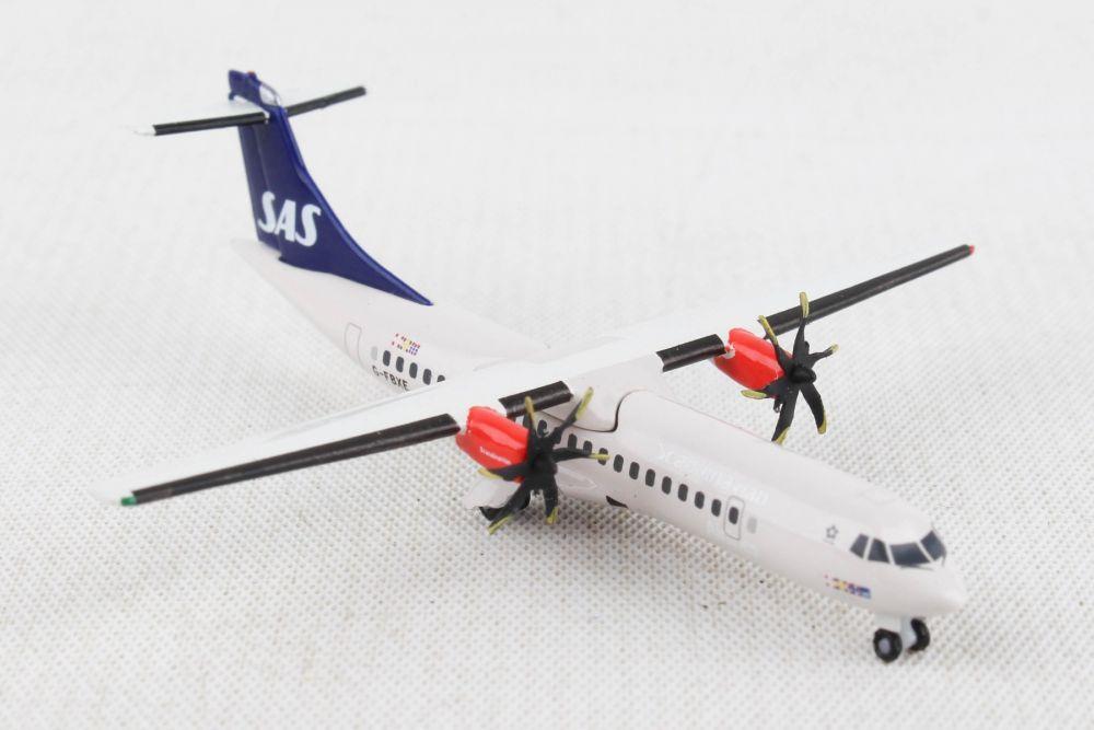 Herpa Wings 1:500 ATR-72-600  SAS Scandinavian Airlines  533034 Modellairport500