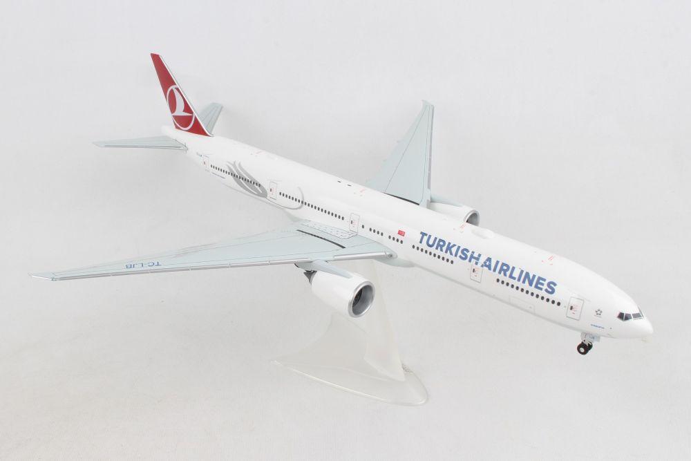 TURKISH AIRLINES Boeing B737-800 Scala 1:200 Modellino Da Collezione TC-JFU