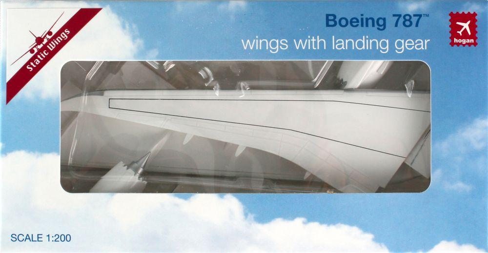 HOGAN 787 WING CONVERSION KIT 1/200