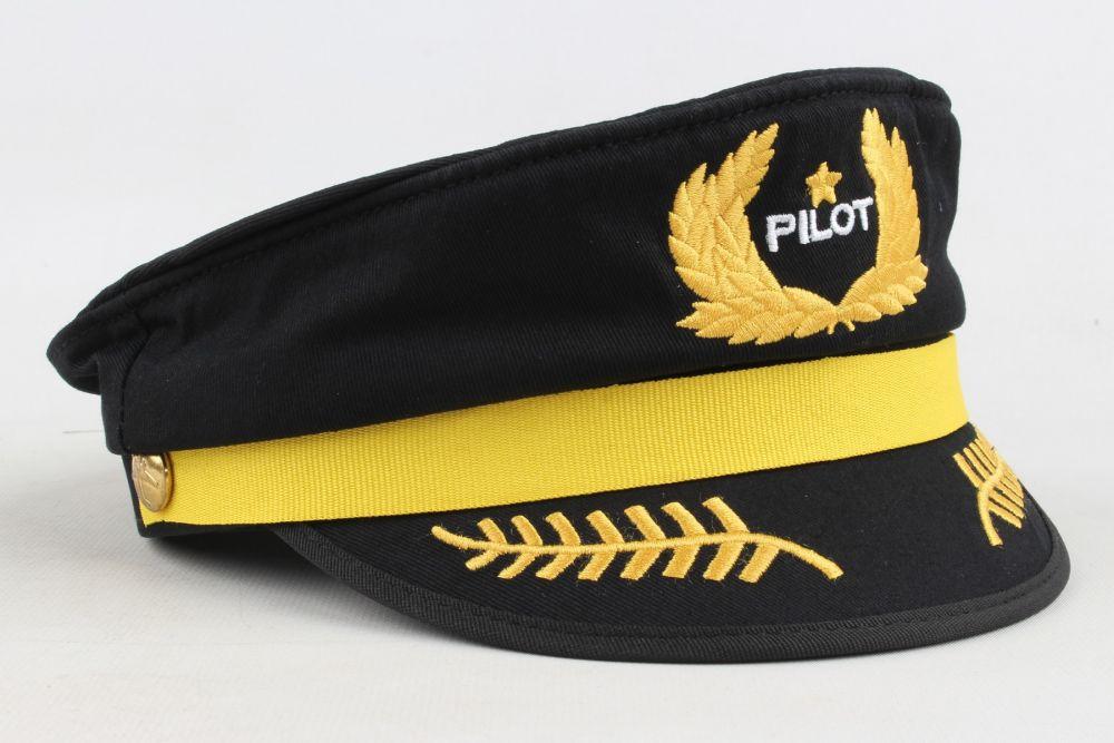 Daron Southwest Airlines Pilot Hat