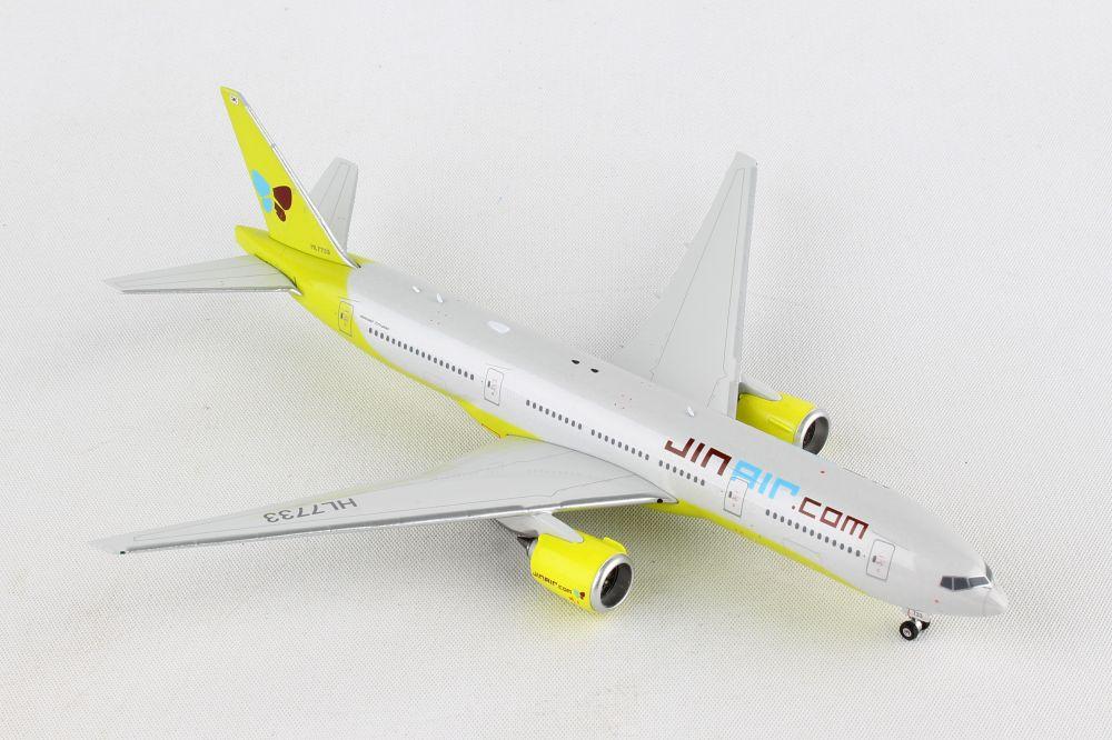 PHOENIX JIN AIR 777-200 1/400 REG#HL7733