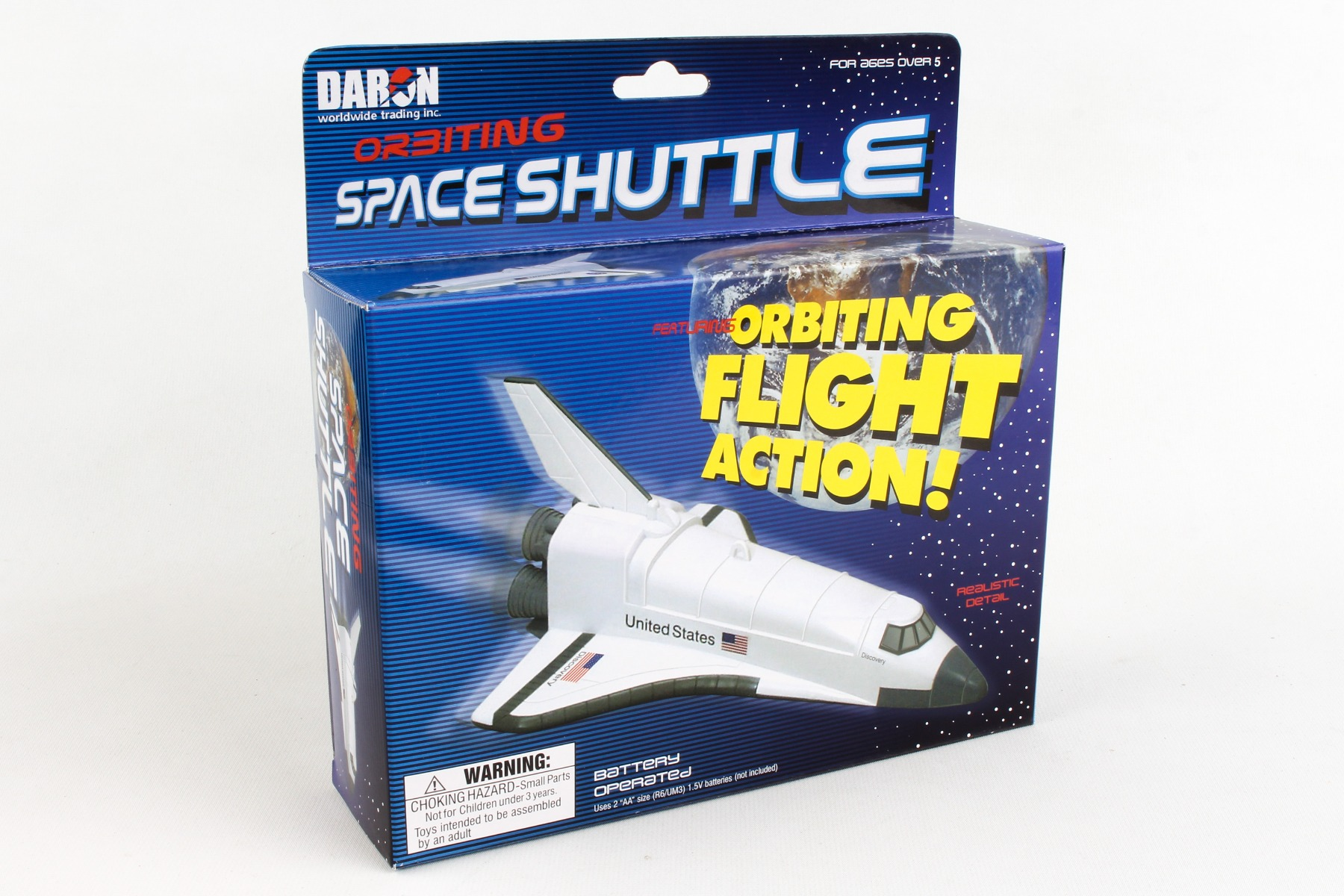 """DYT1066 - """"flying Space Shuttle On A String"""""""