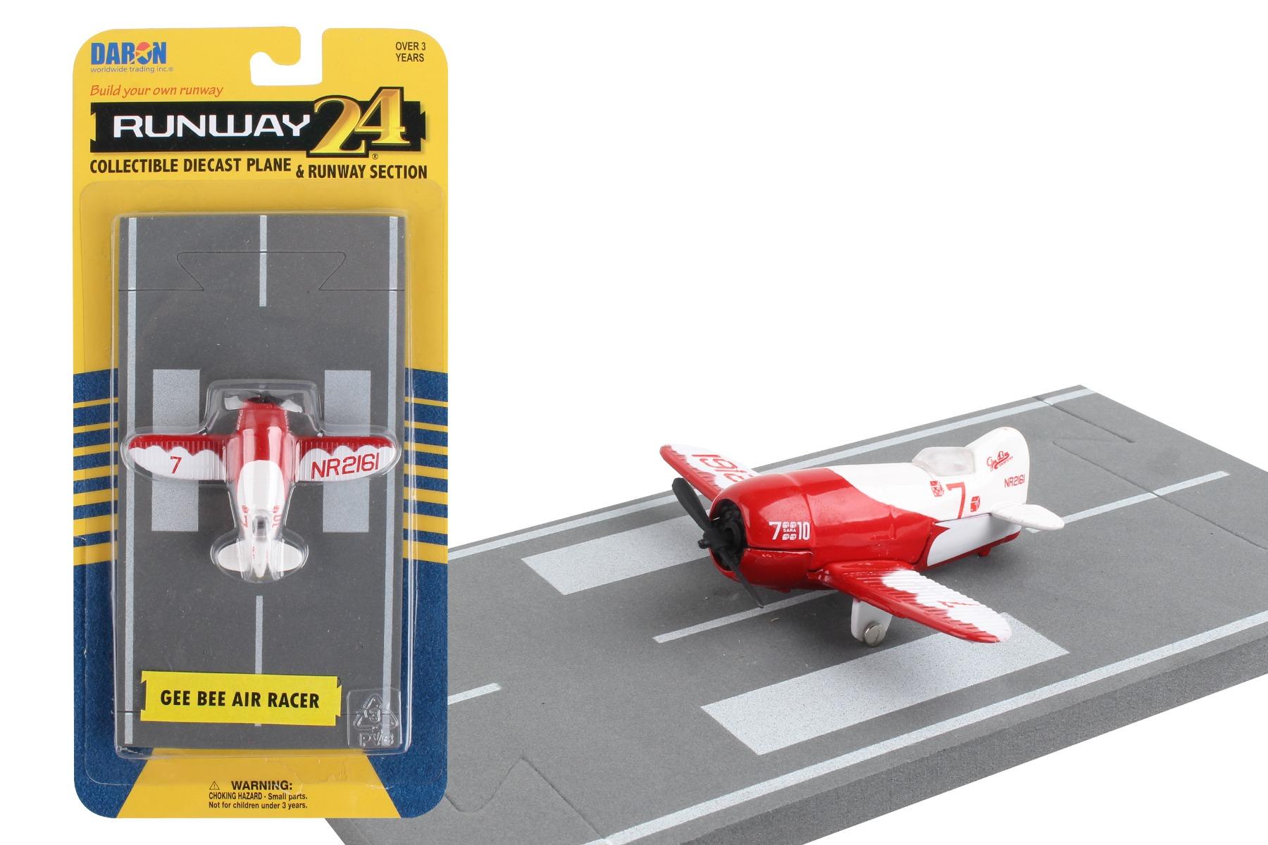 """RW160 - """"runway24 Gee Bee Racer"""""""
