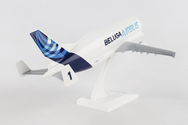"""SKR666 - """"skymarks Airbus Beluga A300-600st 1/200 #1 New Colors"""""""