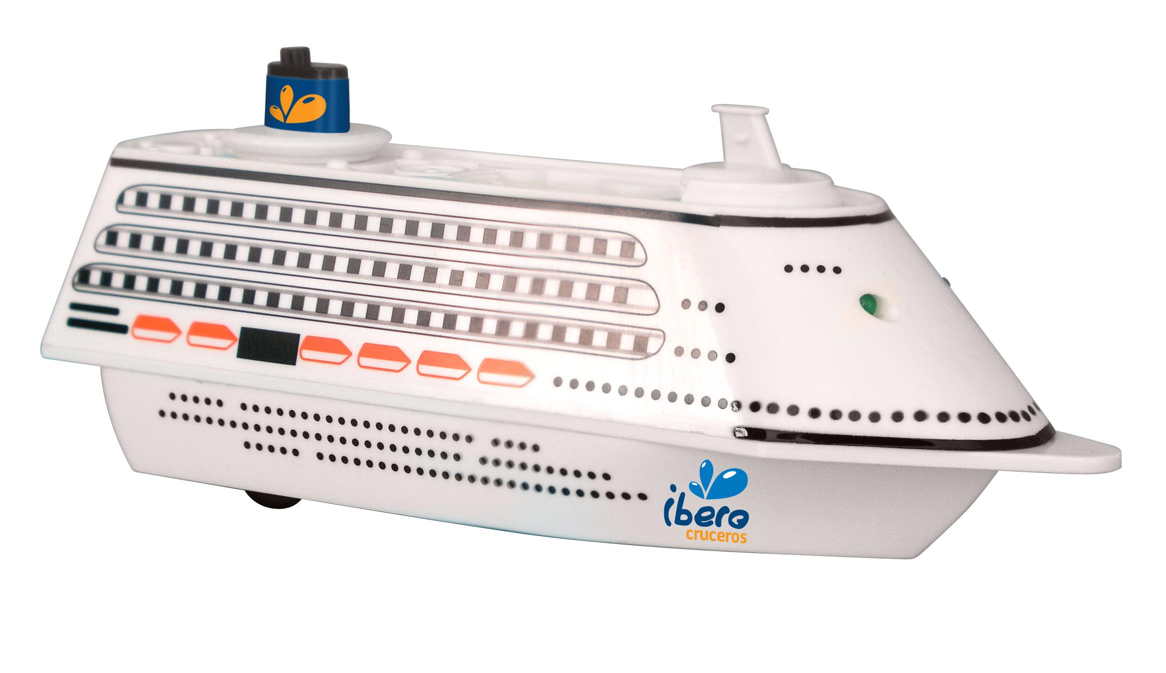 "TT4829 - ""sku#792739-5 Ibero Pullback Cruise Ship """